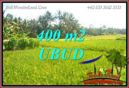 FOR sale Exotic Property Land in Ubud Bali TJUB711