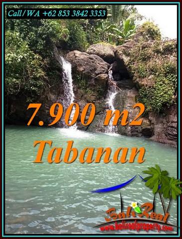 Magnificent PROPERTY TABANAN 7,900 m2 LAND FOR SALE TJTB479