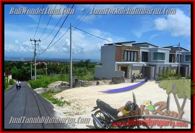 Magnificent PROPERTY Jimbaran Ungasan LAND FOR SALE TJJI066