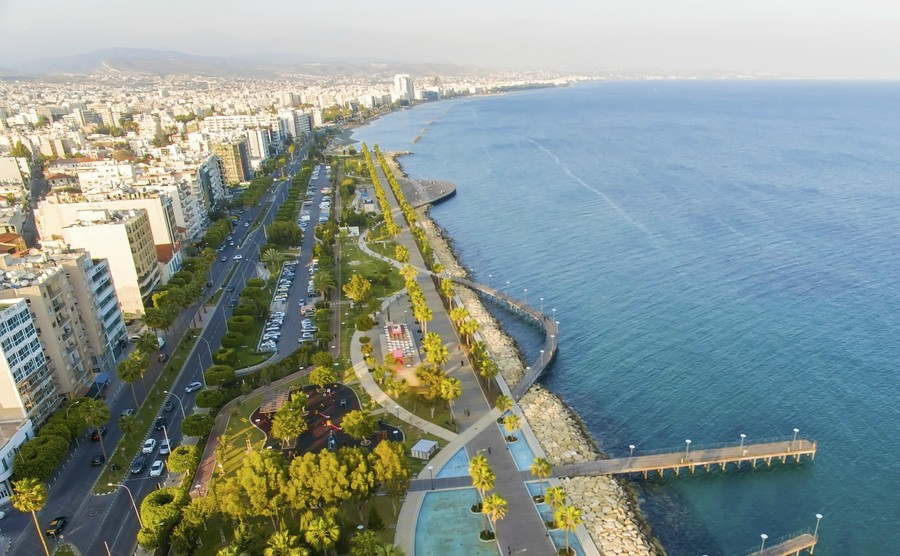Is Limassol the new Manhattan  Cyprus Property Guides