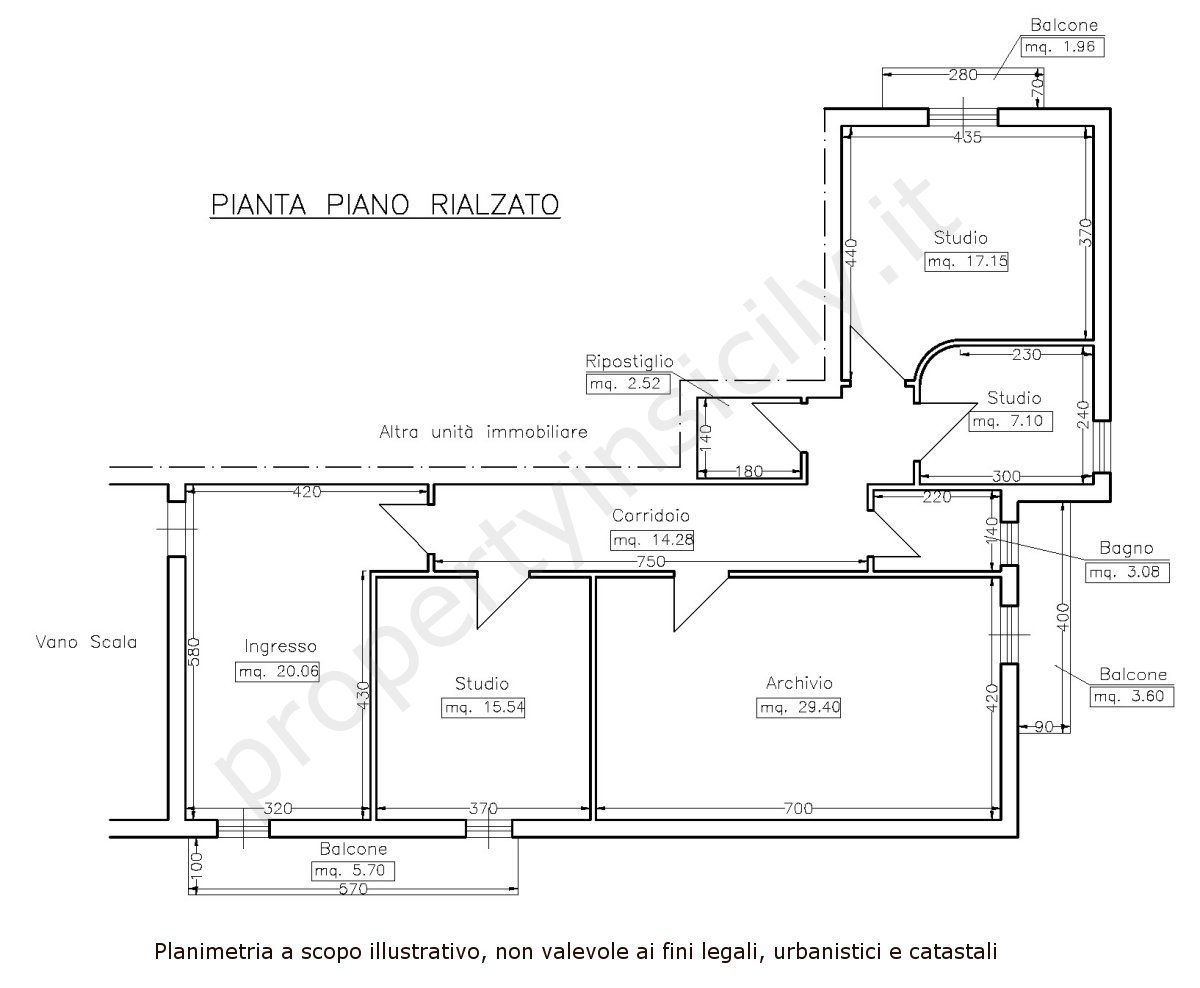 Syracuse Apartment For Sale In Area Grottasanta