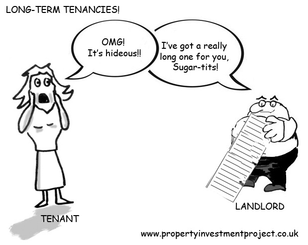 How long should my tenancy agreement be for my tenant?