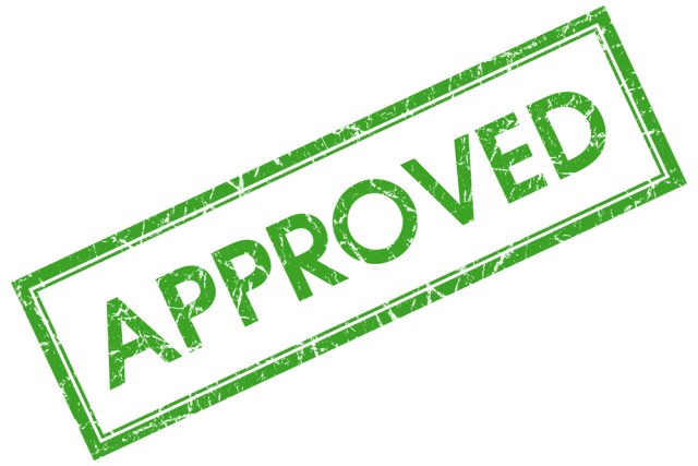 Approved Stamp In Green For Building An Approved Contractor List Blog