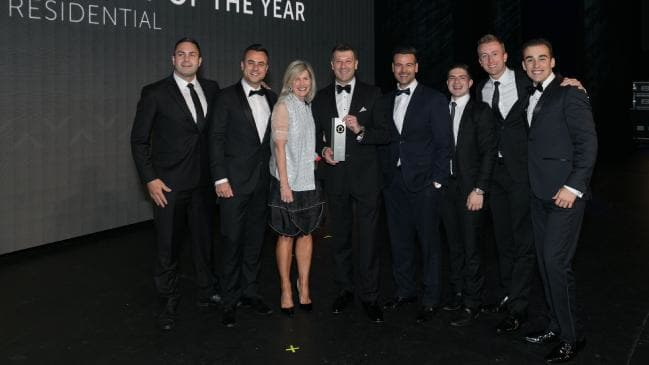 Melbourne real estate agency rises to the top
