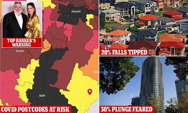 Australian house price crash