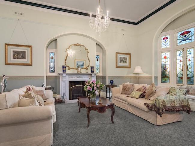 Gowrie, a Moonee Ponds trophy home
