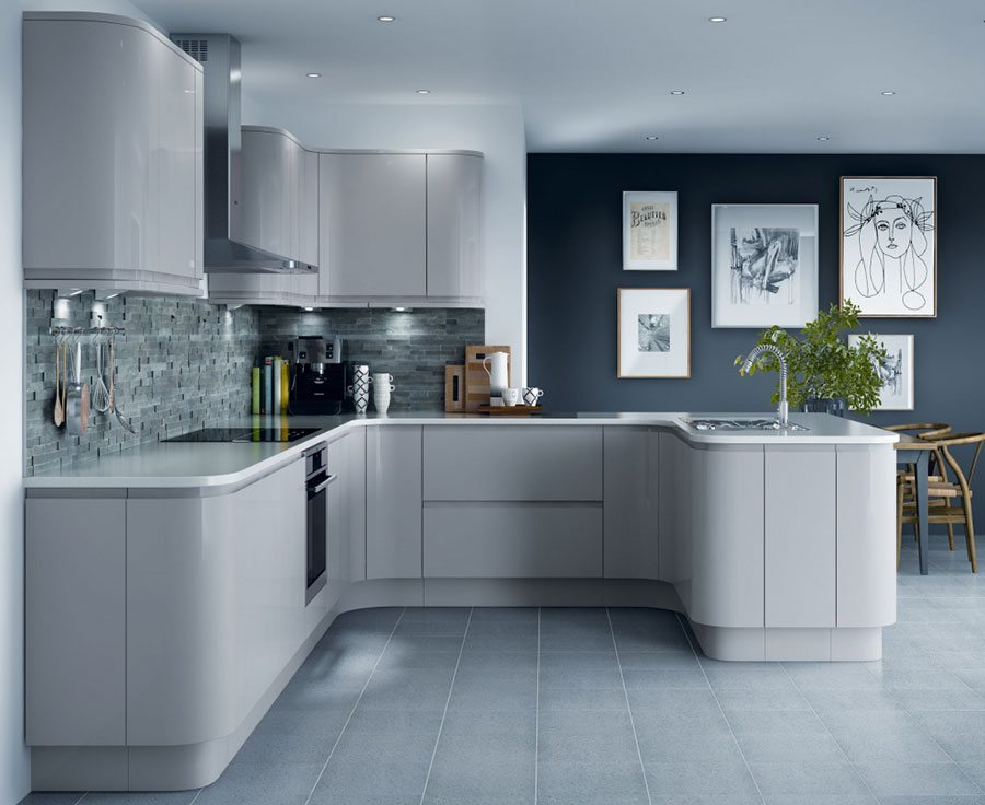 How to zone an openplan kitchenliving space  Property Price Advice