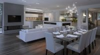 How to zone an open-plan kitchen-living space - Property ...
