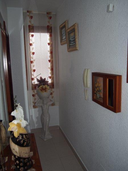Mooi 3 slaapkamer appartement in hartje Garrucha