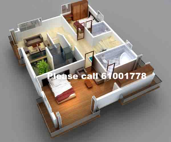 Kovan Treasure Floor Plan