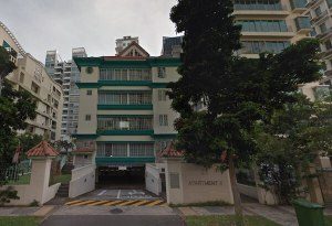 The Addition Potong Pasir Showflat