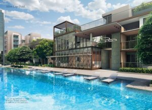 Fourth Avenue Residences Showflat