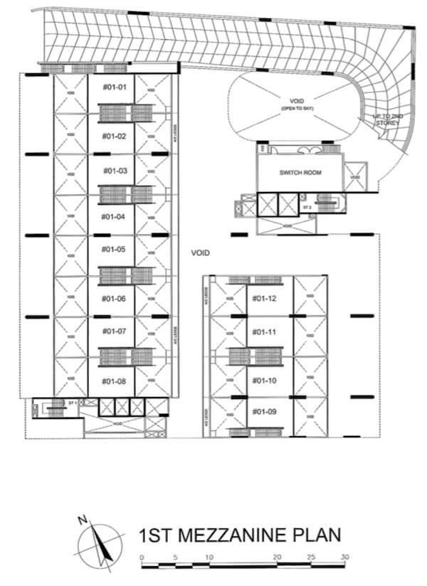 Inspace Floor Plan