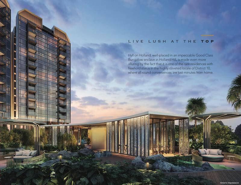 Hyll on Holland - Property Highlight