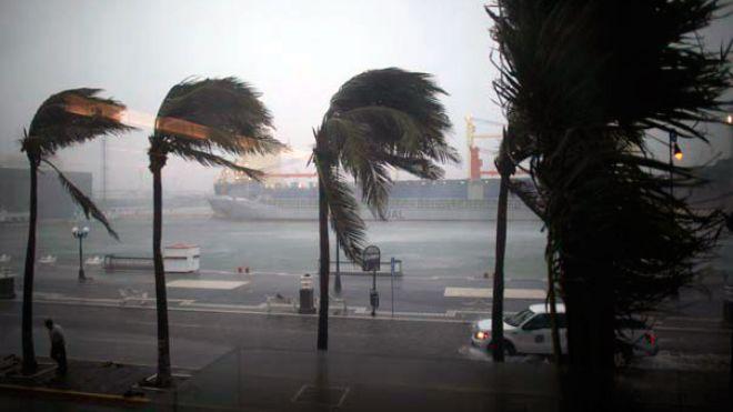 Hurricane Measurement