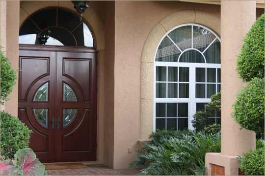 hurricane resistant entry doors