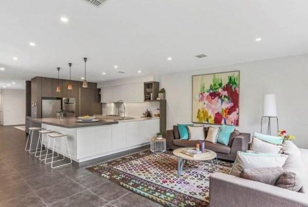 Property Styling Caulfield South Open Living