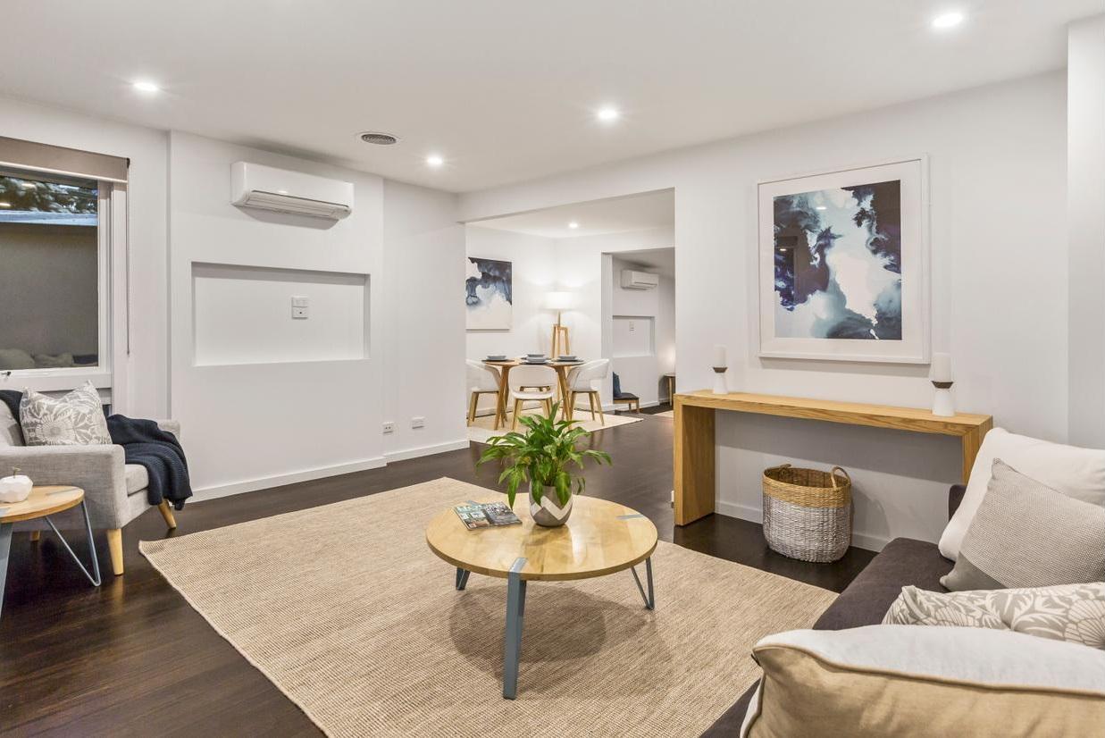 Property Styling Frankston North Lounge