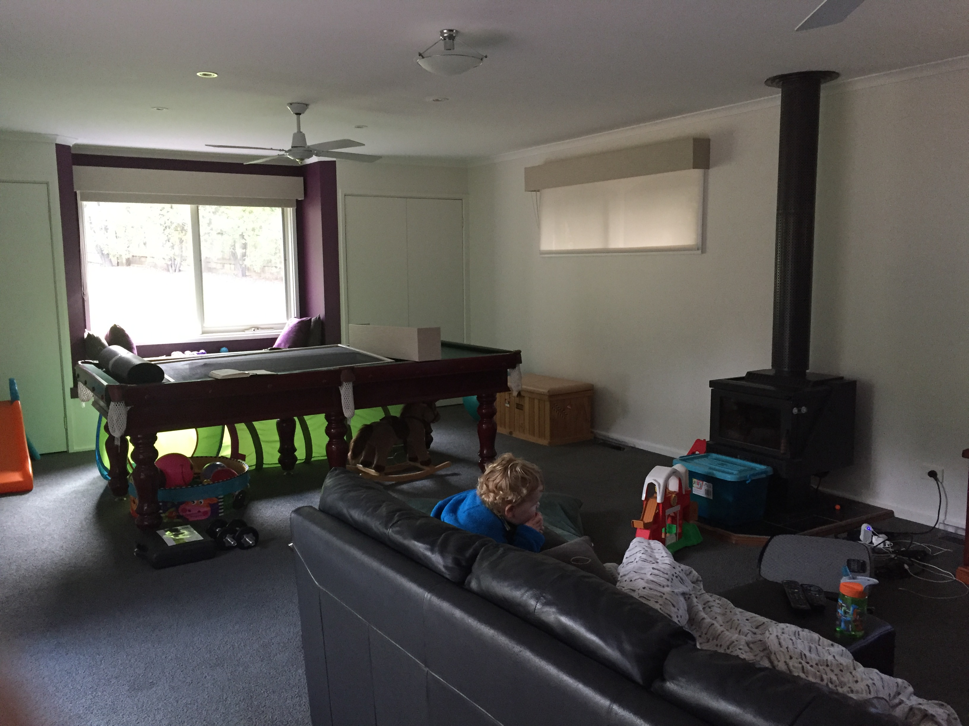 Before Property Styling Wantirna