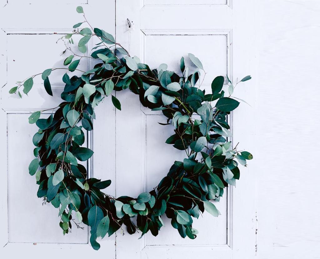 Christmas Holiday Property Styling