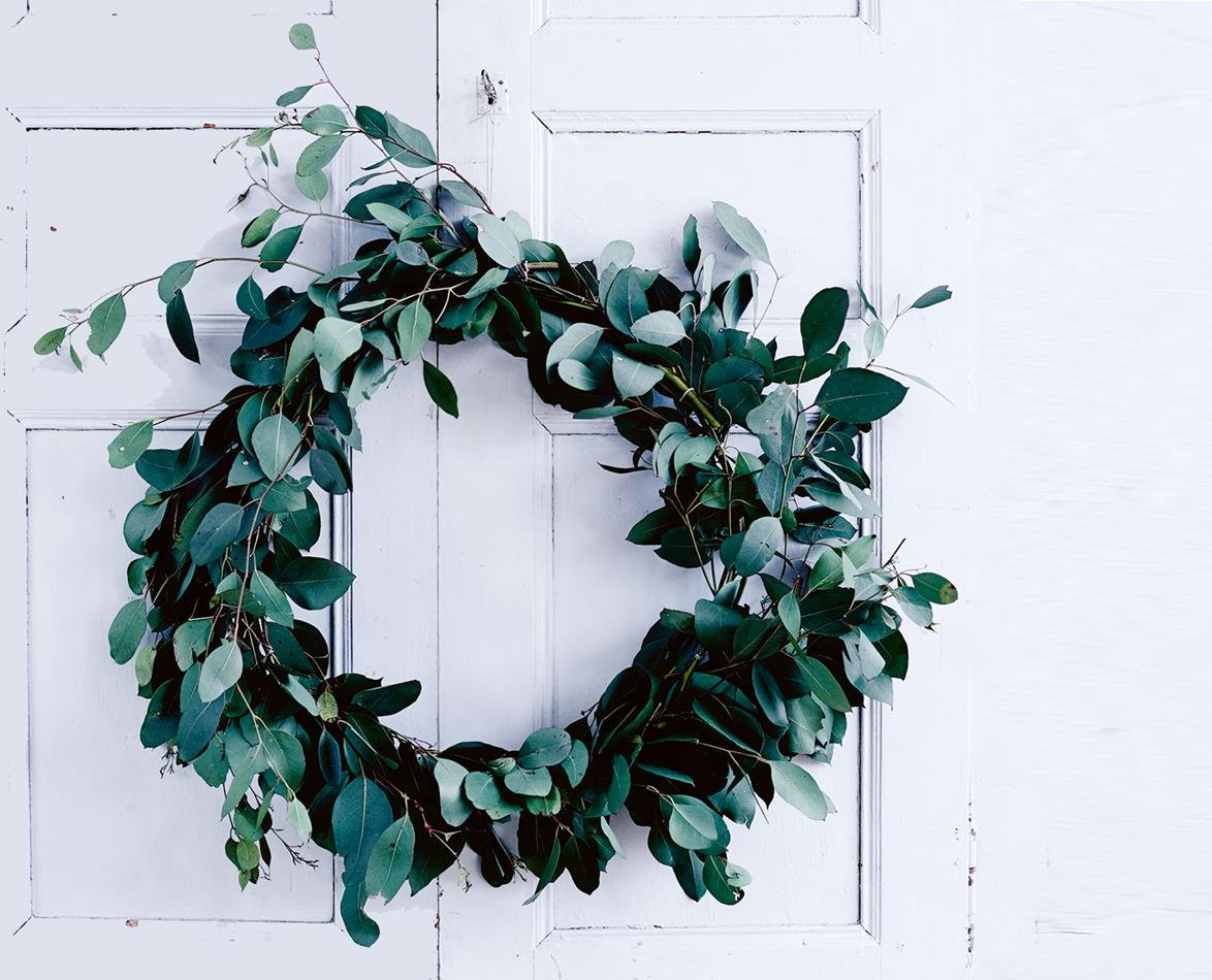 Christmas Holiday Property Styling
