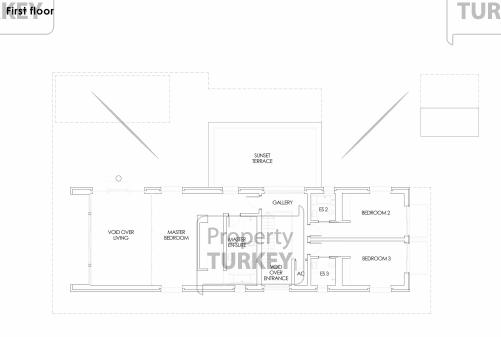 Designer Villa for sale in Sapanca near Istanbul