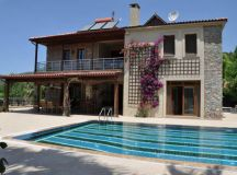 Country house style home in Kayakoy Fethiye - Property Turkey