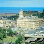 Edinburgh very buoyant