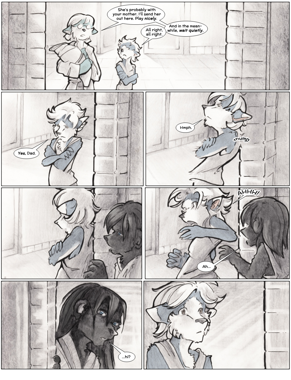 Chapter Three: Jamet's Story: Page 28