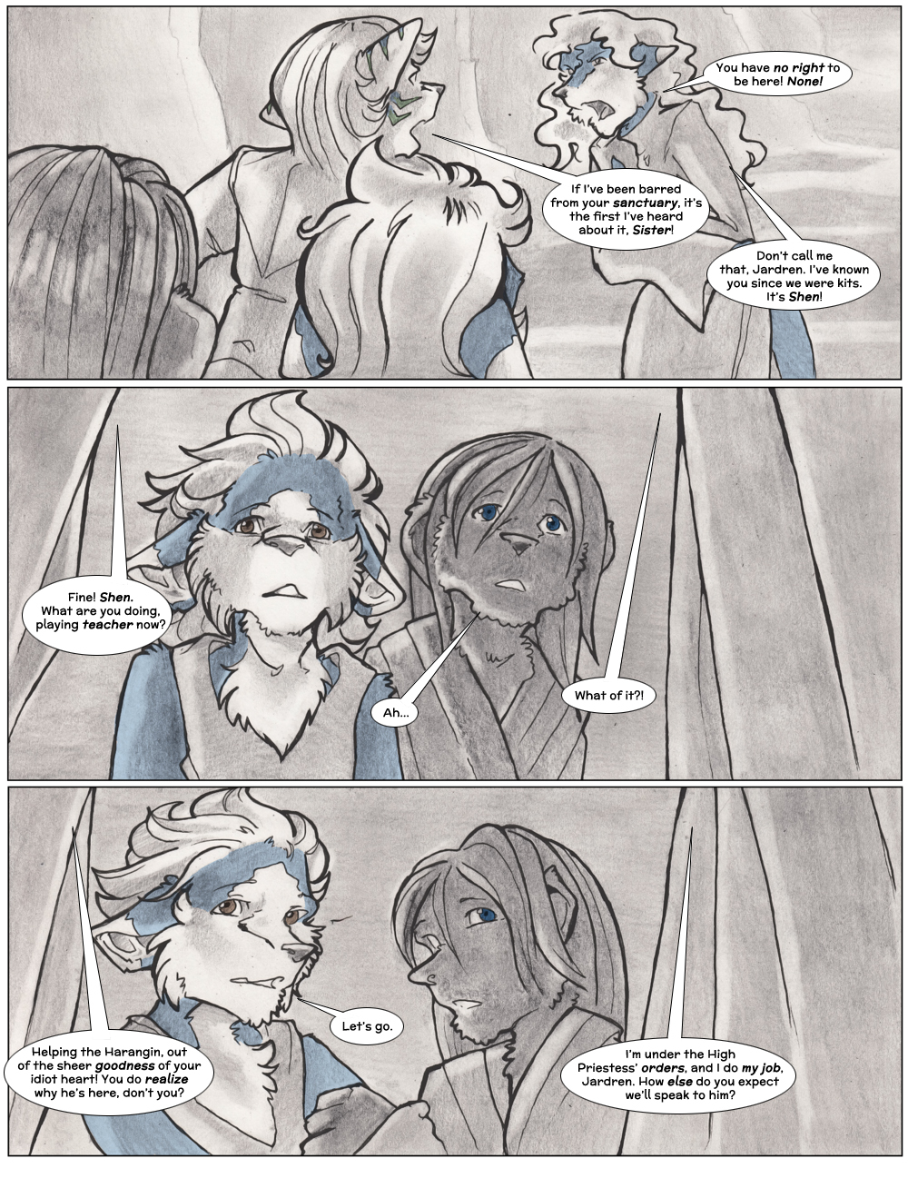 Chapter Three: Jamet's Story: Page 34