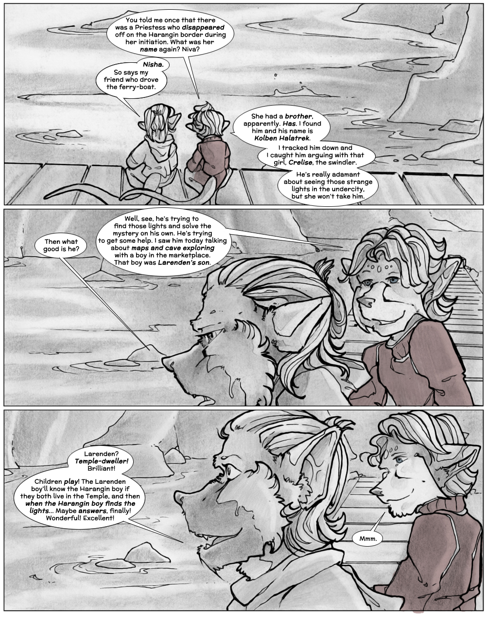 Chapter Three: Jamet's Story: Page 43