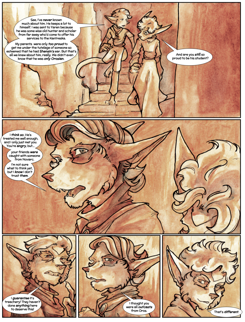Chapter Three: Jahrd's Story: Page 58