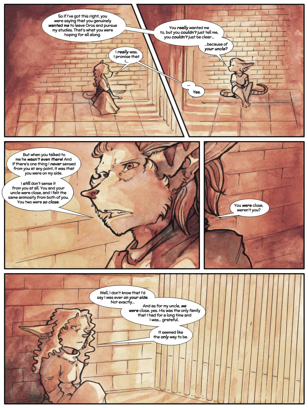Chapter Three: Jahrd's Story: Page 61