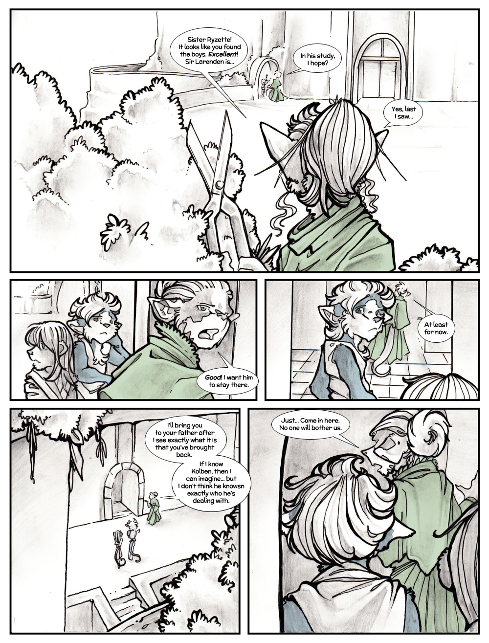 Chapter Three: Jamet's Story: Page 69