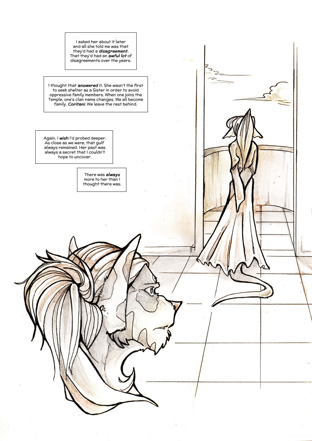 Chapter Three: Jamet's Story: Page 78