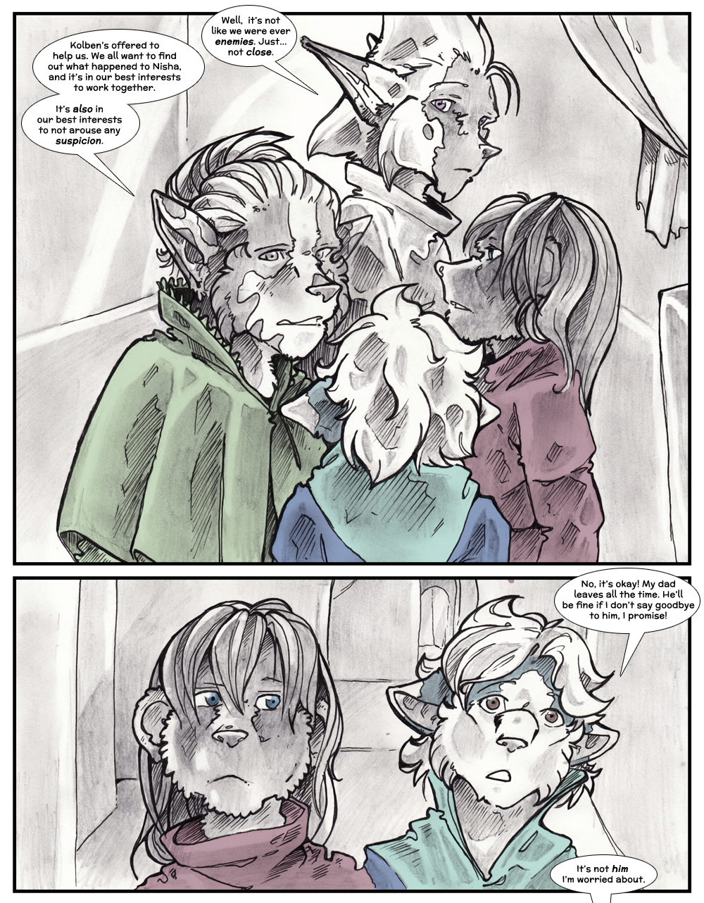 Chapter Three: Jamet's Story: Page 115