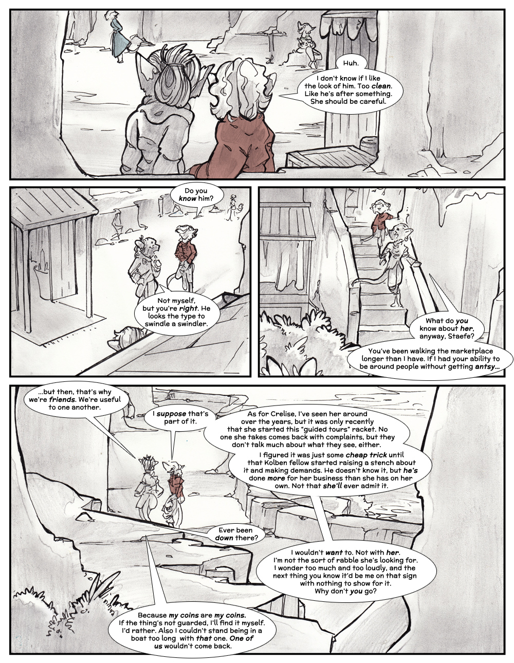 Chapter Three: Jamet's Story: Page 118