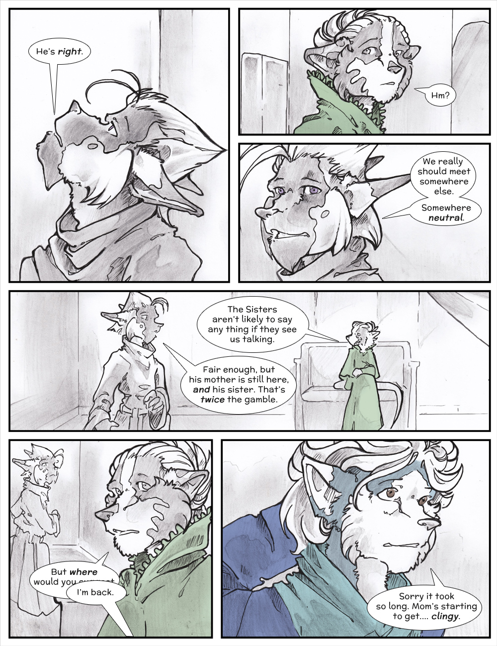 Chapter Three: Jamet's Story: Page 124