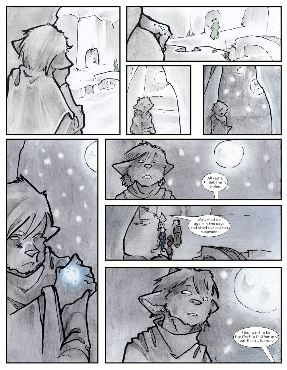 Chapter Three: Jamet's Story: Page 132