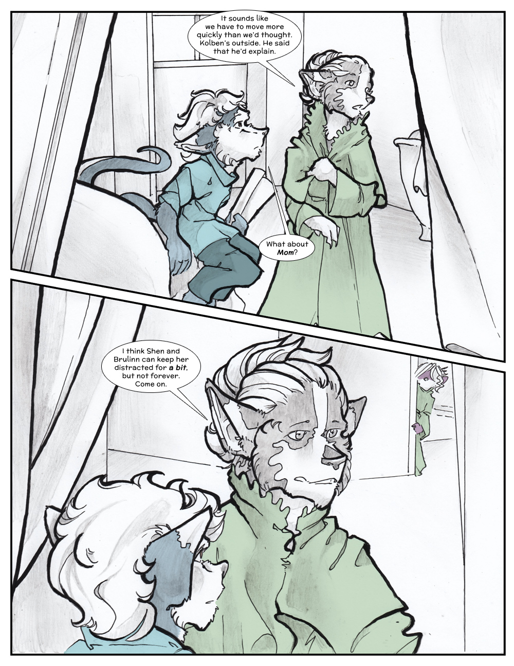 Chapter Three: Jamet's Story: Page 148