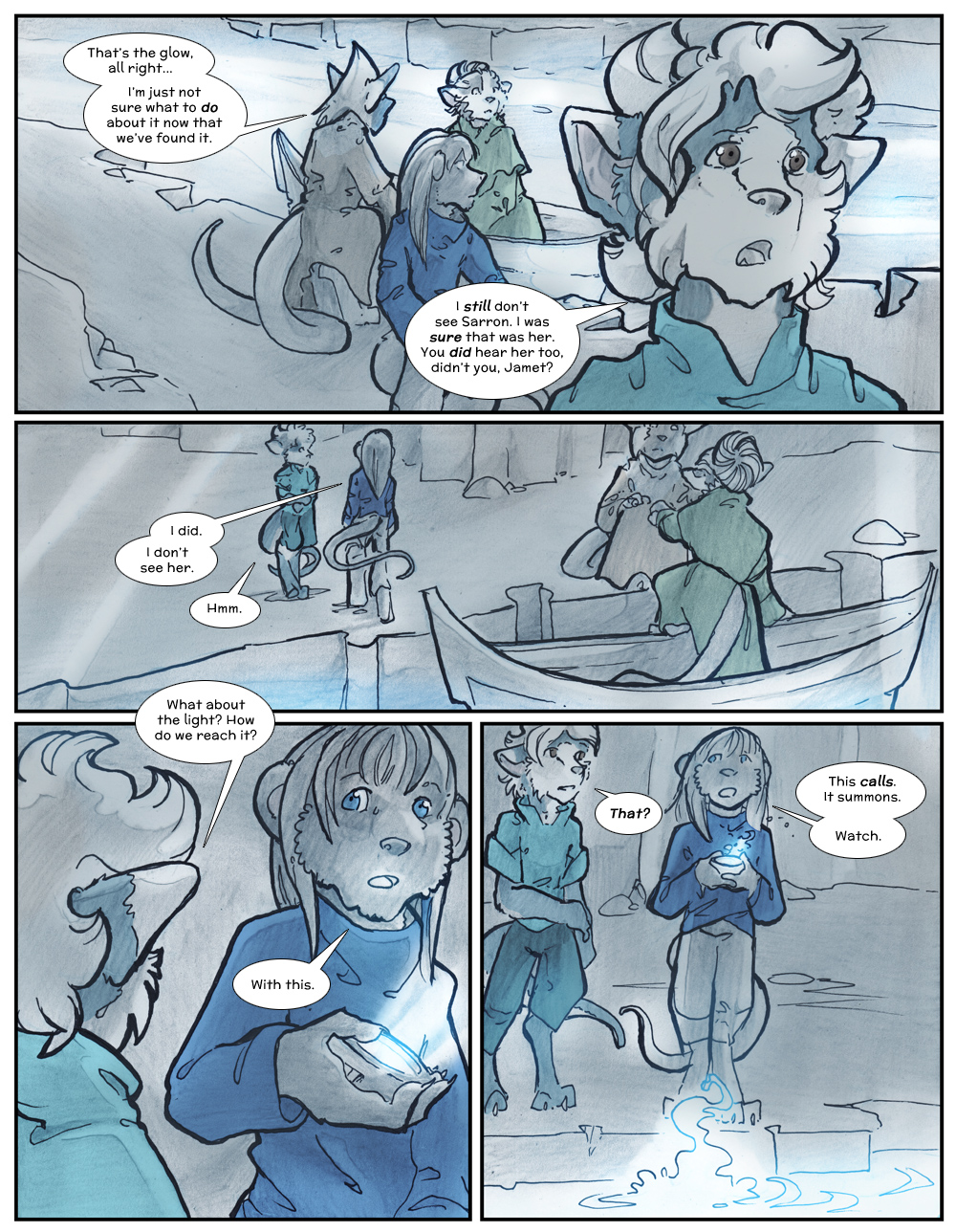 Chapter Three: Jamet's Story: Page 187