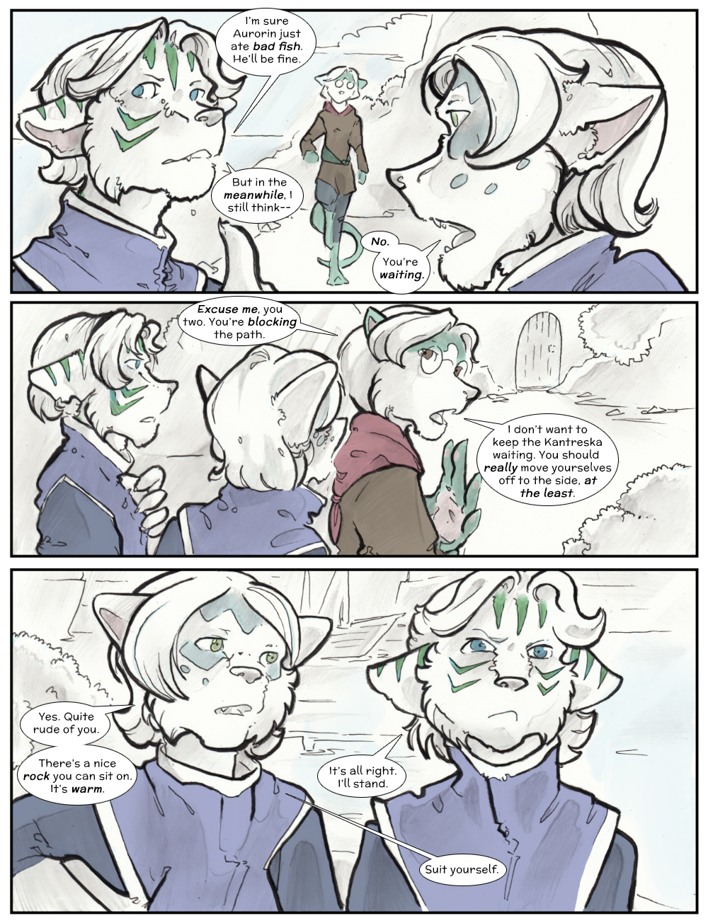 Chapter Three: Jamet's Story: Page 266