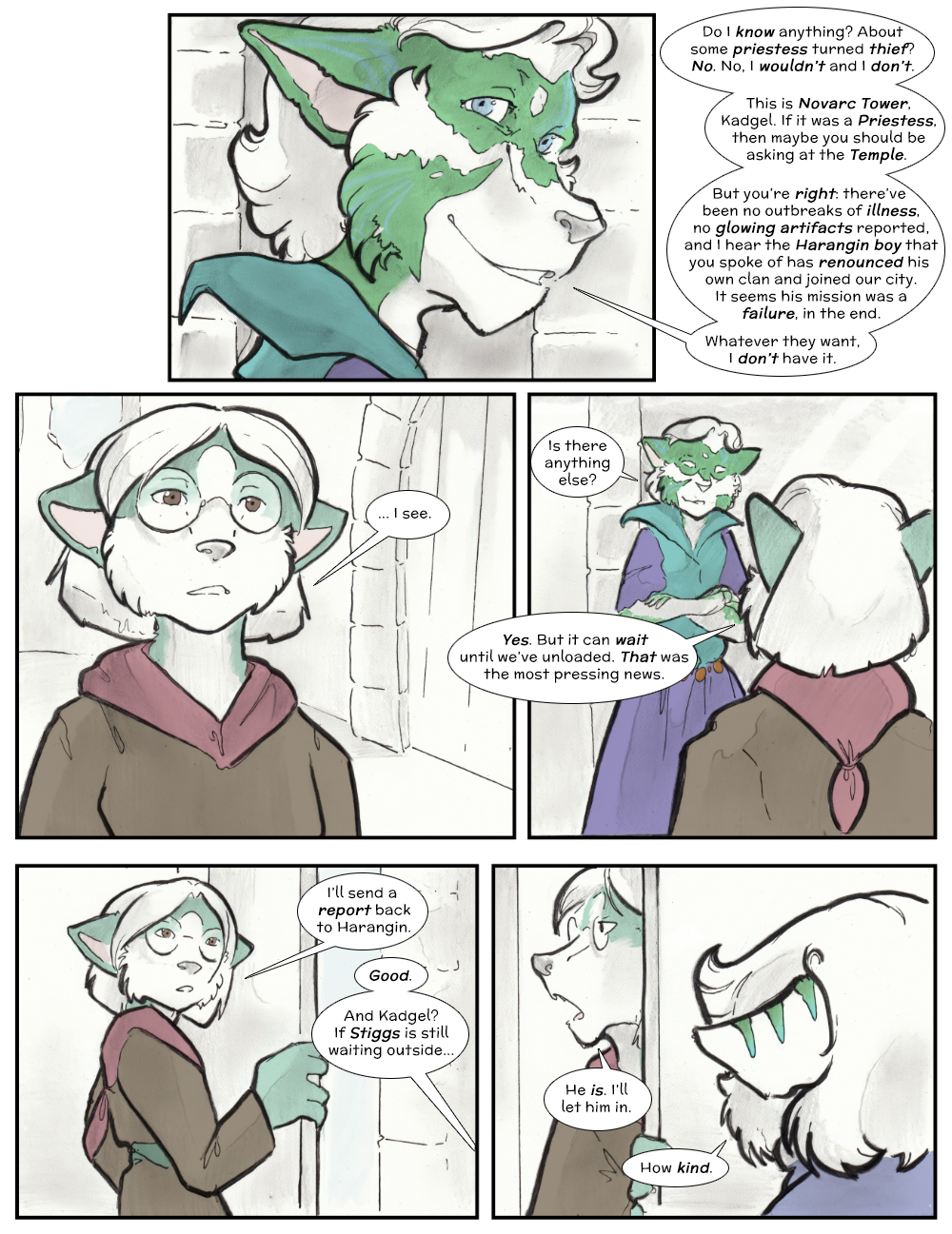 Chapter Three: Jamet's Story: Page 271