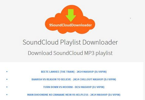 How To Download SoundCloud Music Tracks and Playlist for Free