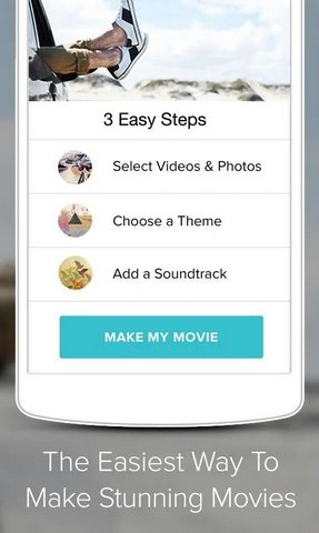 Edit Videos in Android Mobile