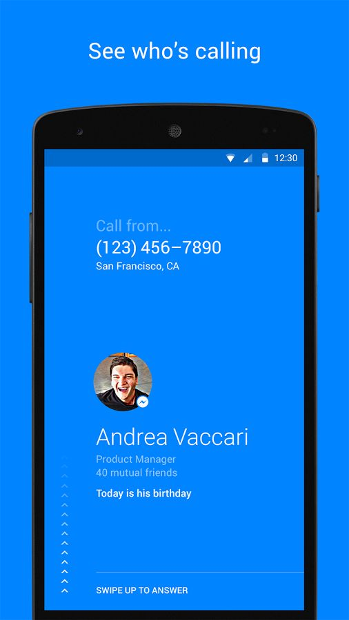 Sync Contacts to Facebook
