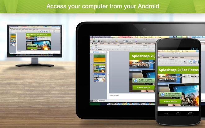 Mirror You PC Screen to Android Mobile