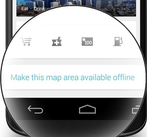How To Download Google Maps For Offline Use In Android