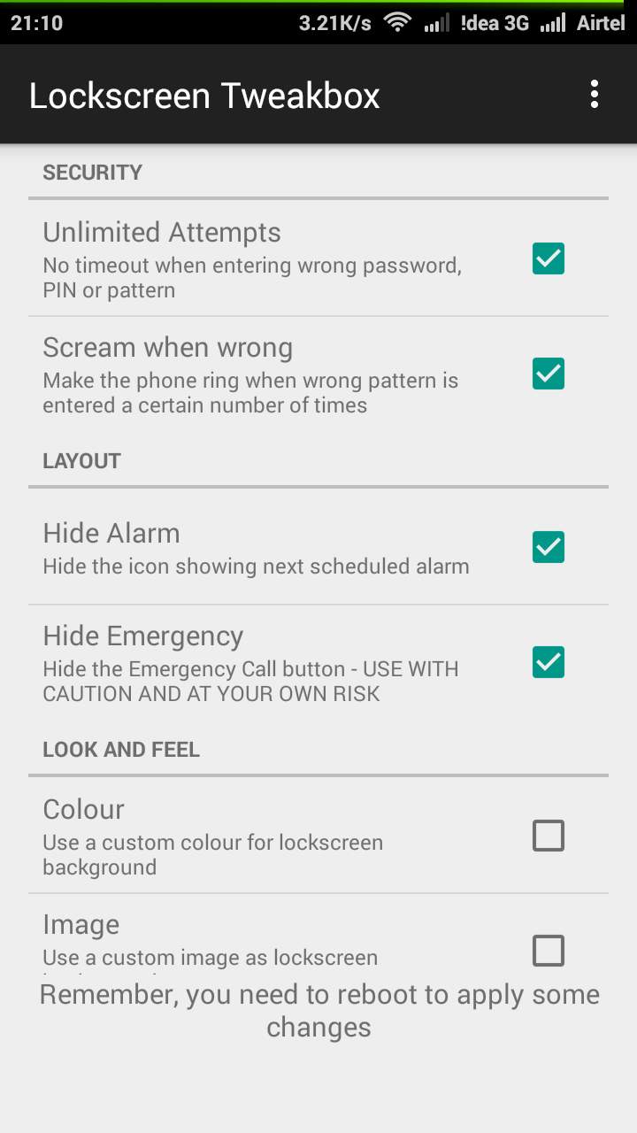 How to Remove the 'Emergency Call' Button from Android Lock
