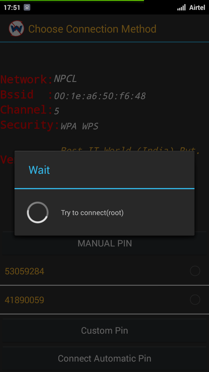 Password cracker android root | What is the default Android Root